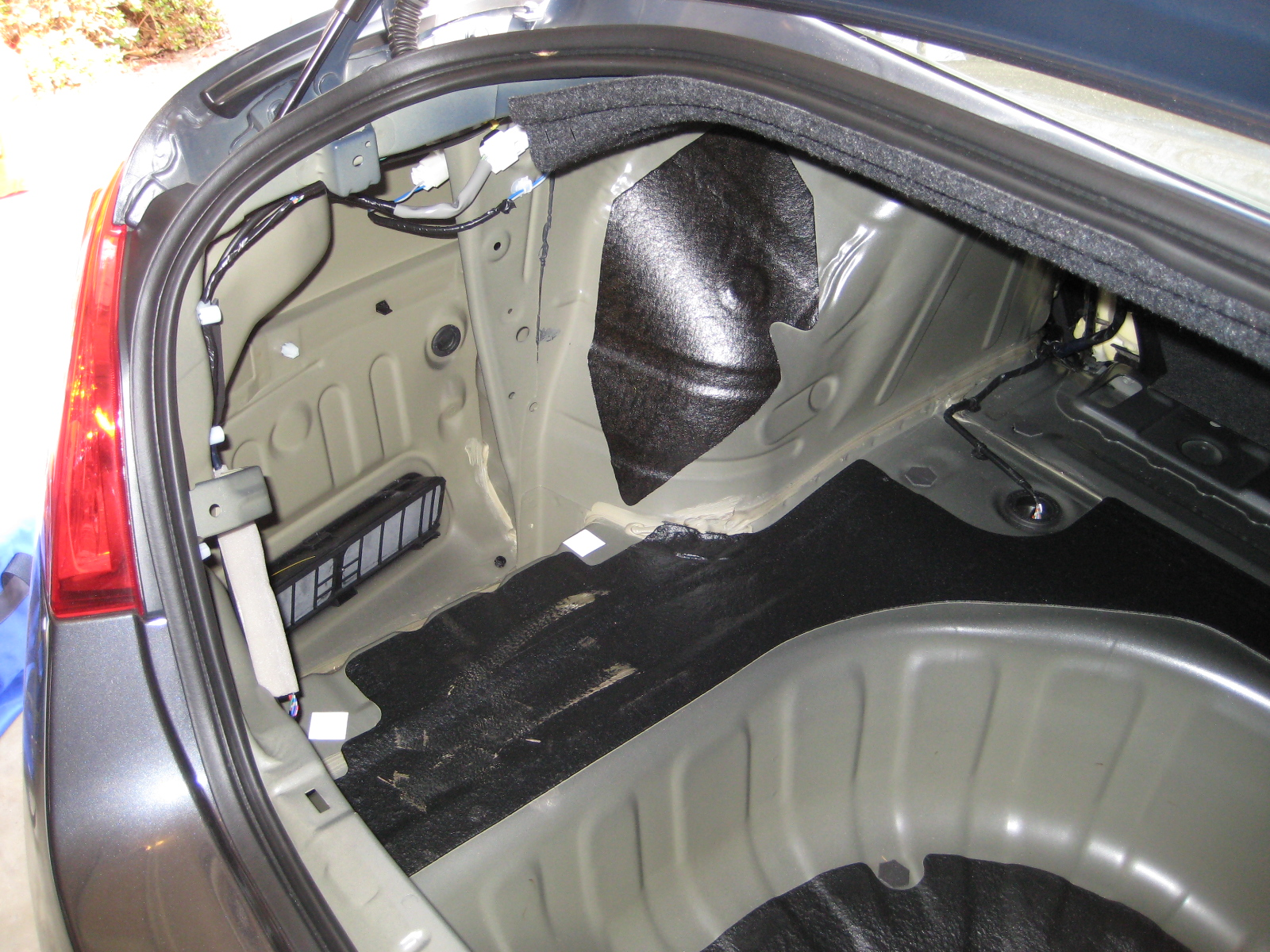How To Quiet Your Trunk Featuring The 2010 Nissan Maxima